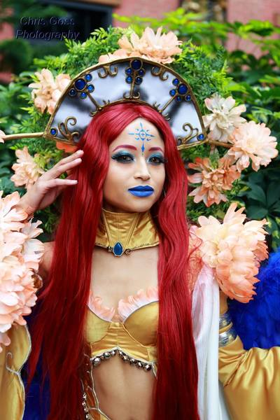 Lilith - Trinity Blood - Cosplay